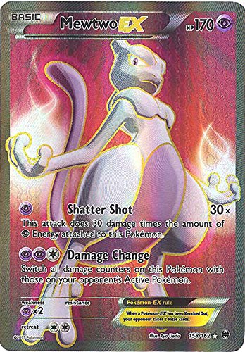 Pokemon - Mewtwo-EX (158/162) - XY Breakthrough - Holo