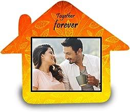 Nuzen online Personalised House Shape Fridge Magnet
