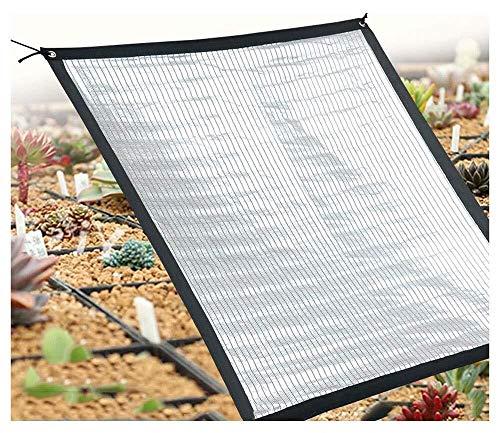 Jardín sombreado red Buena Sombra El bloqueo de 75% a prueba de viento solar hidratante lona Toldos de Protección Carpa de protección solar for Malla Gazebo Planta Césped ( Size : 2*5m(6.6*16.
