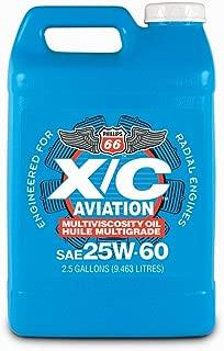 Phillips 66 X/C Aviation Oil 25w-60 Engine Oil - 4/1 gal. case