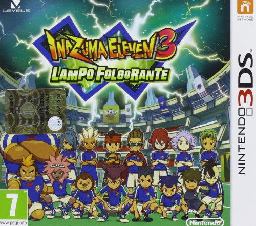 Inazuma Eleven 3:Lampo Folgorante (3ds)