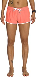 Rocorose Women's Beach Board Shorts Quick Dry Summer Sports Swim Trunks with Side Pocket