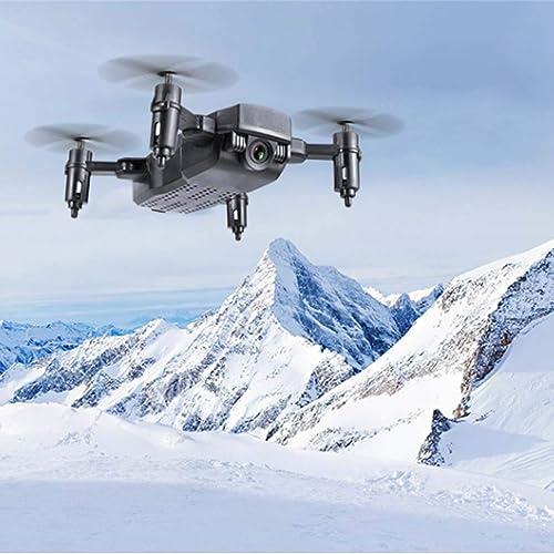 las mejores marcas venden barato Zumbido Juguete de helicóptero de Control Remoto de Aviones Aviones Aviones de Cuatro Ejes WiFi avión no tripulado Plegable  genuina alta calidad
