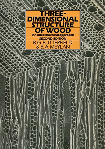 Three-dimensional structure of wood: An Ultrastructural Approach