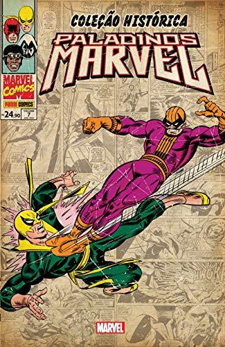 Coleção Histórica. Paladinos Marvel - Volume 7