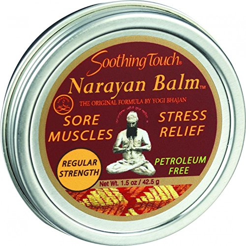 Best Review Of Soothing Touch Narayan Balm - Regular Strencth - 1.5 oz - Case of 6 - Gluten Free - Y...