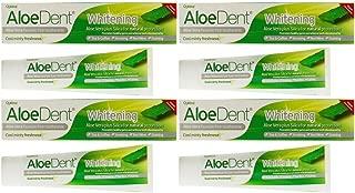 (4 PACK) - Aloe Dent - Whitening Aloe Vera Toothpaste   100ml   4 PACK BUNDLE