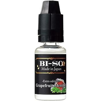 電子タバコ リキッド グレープフルーツメンソール 国産ブランドBI-SO Liquid 15ml