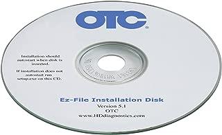 OTC Tools 3085-01 Ez-File Software