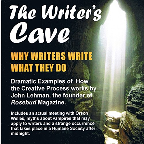The Writer's Cave audiobook cover art