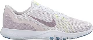 Nike Women's W Flex Trainer 7, White/Elemental Rose