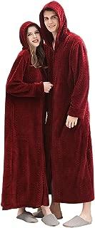 Best terry cloth zipper robe Reviews