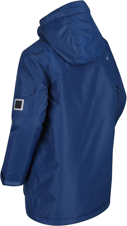 isolierte Jacke Regatta Unisex Kinder Kelby Waterproof Reflective Insulated Jacket Wasserdichte