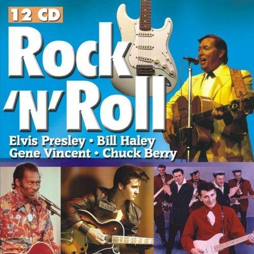 Rock 'N' Roll - 12 CD Box