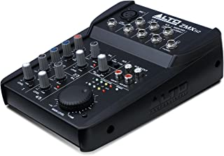 audio mixer used