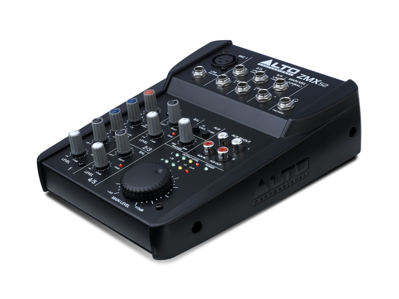 Alto Professional ZMX52 5 Channel Channel