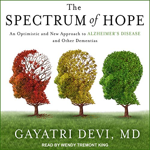The Spectrum of Hope audiobook cover art