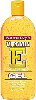 vitamin e gel for skin