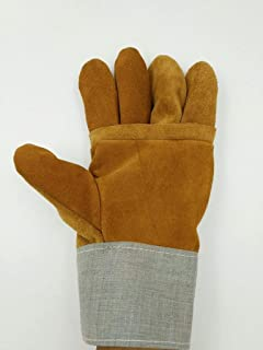 FJFSC Welding Wear Resistant High Temperature Gloves/Insulation Fire Safety Gloves