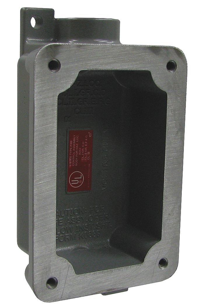 Killark Popular standard FXB-3 Device Box 1