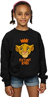 Disney Girls The Lion King Simba Future King Sweatshirt