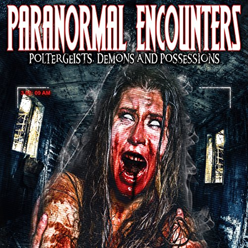 Paranormal Encounters audiobook cover art
