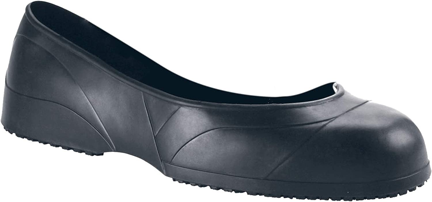 Max 80% OFF Shoes For Crews Crewguard Black Overshoe M Size Tulsa Mall