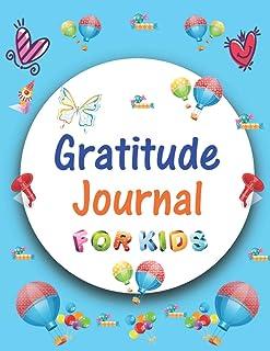 Gratitude Journal For Kids: Gratitude Journal Grateful to grow personal for Kids Self exploration, journal grow successful...