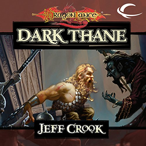 Dark Thane audiobook cover art