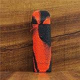 ModShield for Smok Novo 2 Silicone Case ByJojo Protective Cover (Red/Black)