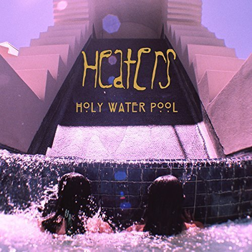 Holy Water Pool by Heaters (2015-05-04)