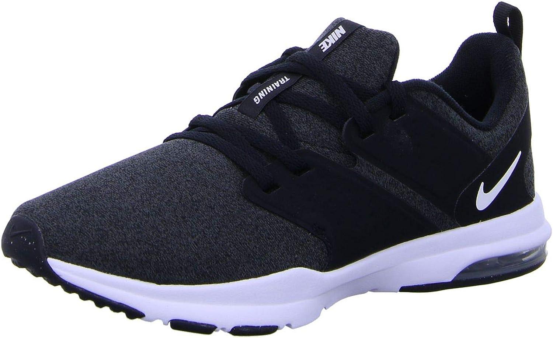 Nike Women's Air Bella Trainer Sneaker, Black/White - Anthracite