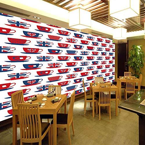 Fototapete 3D Effekt,Vlies Wand Tapete Wohnzimmer Schlafzimmer Büro Flur Dekoration Wandbilder Wand Dekoration Moderne Wanddeko,Fahnendruck 450Cmx350Cm