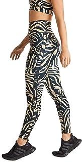 Rockwear Activewear Women's Serengeti Fl Print Pocket Tight from Size 4-18 for Full Length High Bottoms Leggings + Yoga Pants+ Yoga Tights