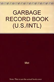 GARBAGE RECORD BOOK (U.S./INTL)