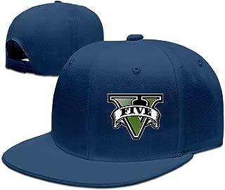 HIITOOP GTA Five Logo Baseball Cap Hip-Hop Style