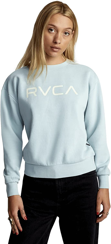 RVCA Women's Big Pullover Hoodie
