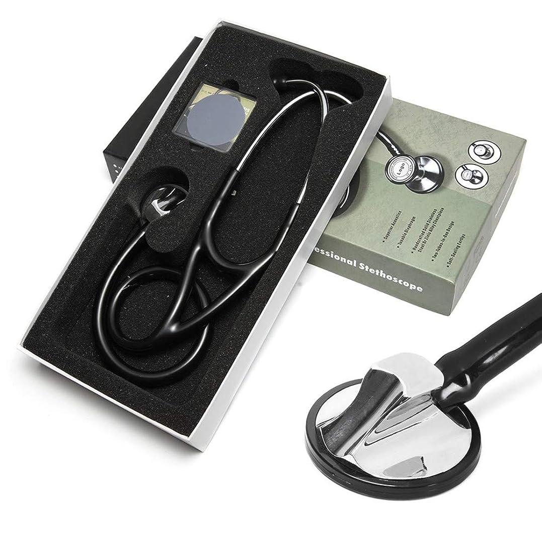 系譜寛大なフォーム医者に適当な専門の聴診器の心臓病の聴診器の監視聴診器の緊急装置