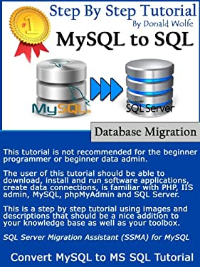 Convert MySQL Database to MS SQL Database