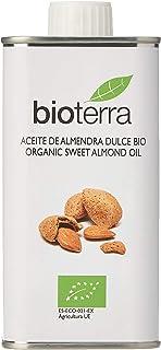 Bioterra, aceite almendra dulce español ecológico, lata 250 ml