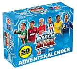 Topps Match Attax Adventskalender Bundesliga Saison 2014-2015