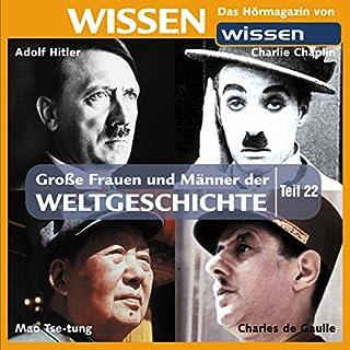 Große Frauen und Männer der Weltgeschichte 22 Titelbild