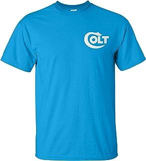 Best COLT Pistol Gun T-Shirt Tee 2nd Amendment Gun Rights Hunt Review