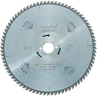 metabo 628223000 80FZ/TZ HW/CT Circular Saw-Blade, Green