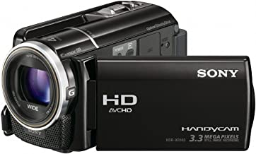 Sony HDR-XR160 High-Definition Handycam Camcorder (Black) (Discontinued by Manufacturer)
