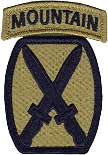 Best 10th mountain combat patch Reviews