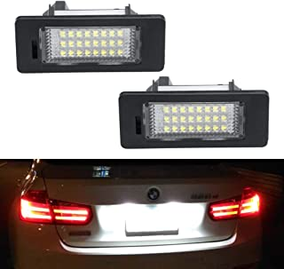 Best bmw license plate light replacement Reviews