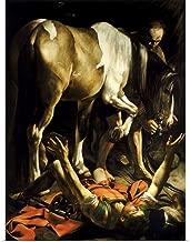 GREATBIGCANVAS Poster Print The Conversion of St. Paul, 1601 by Michelangelo da Caravaggio 23