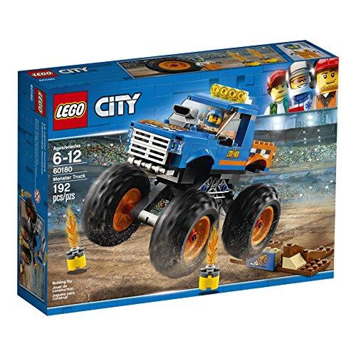 Camion Monstre LEGO City Monster Truck 60180 - (192 pièces) - 5