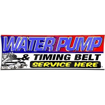 FREE Brake Check Garage Mechanic Repairs Shop Heavy Duty PVC Banner Sign 3008